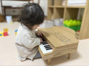 カワイのミニピアノを徹底レビュー【赤ちゃんにもおすすめ】】